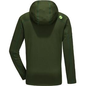 PYUA Crest-Y - Chaqueta Hombre - verde